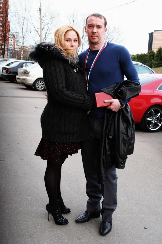 Фото с женой 77117 фотография