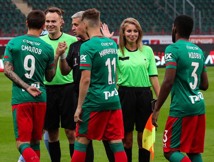 Встреча ФК «Локомотив» с болельщиками