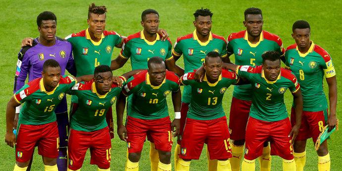 Сборные Камеруна иАвстралии сыграли вничью наКубке конфедераций