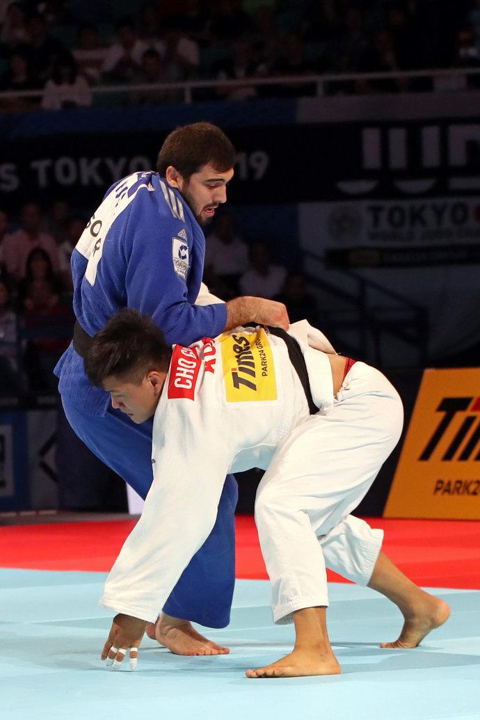 Любопытно, что именно Чо не пустил Нияза в финал ЧМ-2018 в Баку.