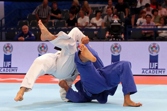 Уроженец Азербайджана Гасымов - серебряный призёр Олимпийских игр 2016 года.