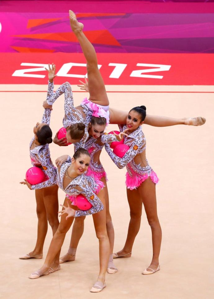 групповая гимнастика фото приготовления помогут