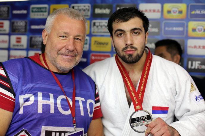 Поздравления и благодарность призеру ЧМ-2019 от «Матч ТВ».