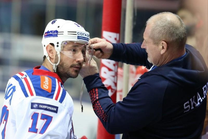 Ковальчук выведен из состава СКА