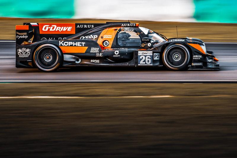 Гонщики G-Drive Racing стали третьими в Малайзии, но сохранили лидерство в Азиатской серии Ле-Ман