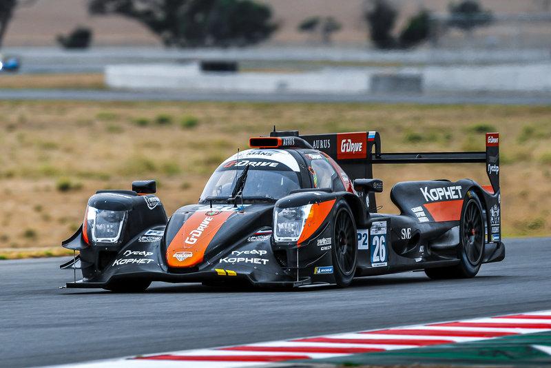 G-Drive Racing укрепила лидерство в Азиатской серии Ле-Ман