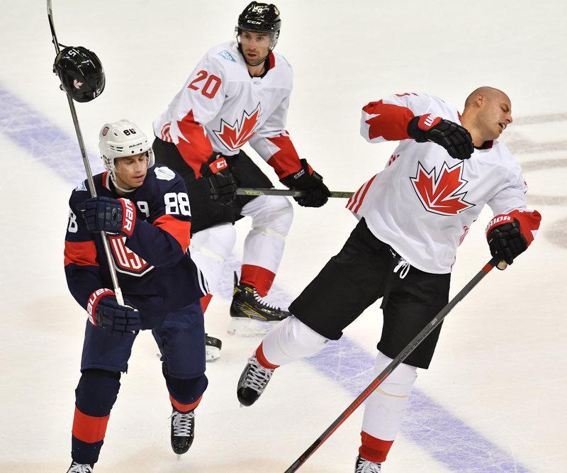 Игроки НХЛ едут на Олимпиаду в Пекин. Лишь бы волны ковида не было