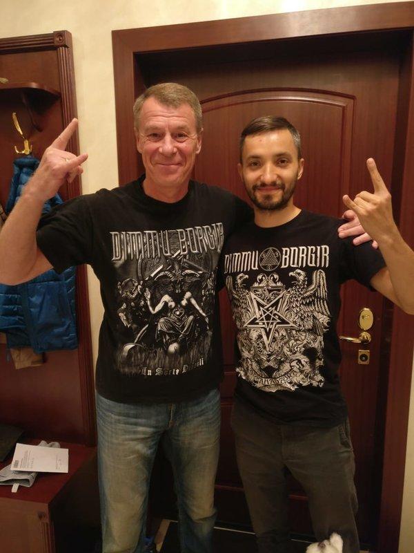 Юрий Баскаков: «Сережа Карасев — тоже металлист»
