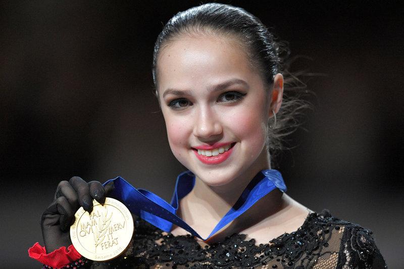 Алина Ильназовна Загитова-3 | Олимпийская чемпионка - Страница 8 A5632e462f109649797f173e293d60f45ec2518d5c495402441402