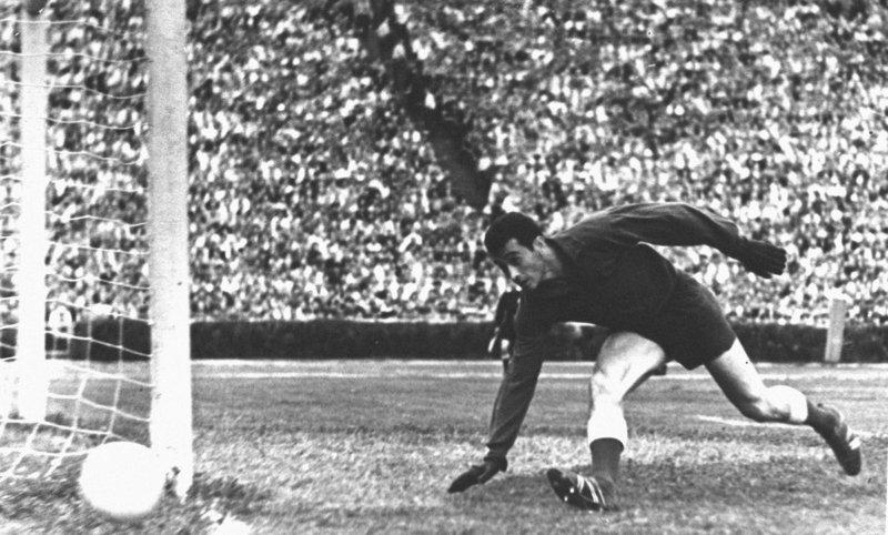 Ленинградский Анзорчик, или Как в советском футболе появляется свой «Оскар»