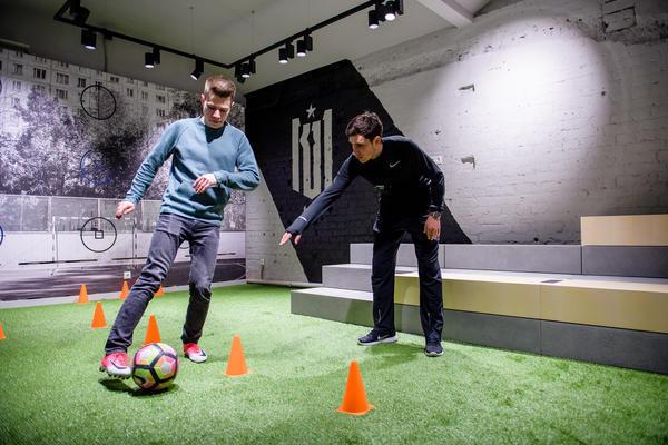 Огромное открытие Nike в российской столице