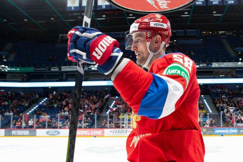 «Игроки КХЛ должны понимать – на ЧМ-2021 команда будет скомплектована из них!» Интервью с главным тренером сборной России