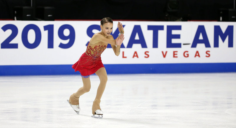 GP - 1 этап. Skate America Las Vegas, NV / USA October 18-20, 2019   - Страница 21 5ee710ab4da931091a64585c655842175dac46fdebf22660585135