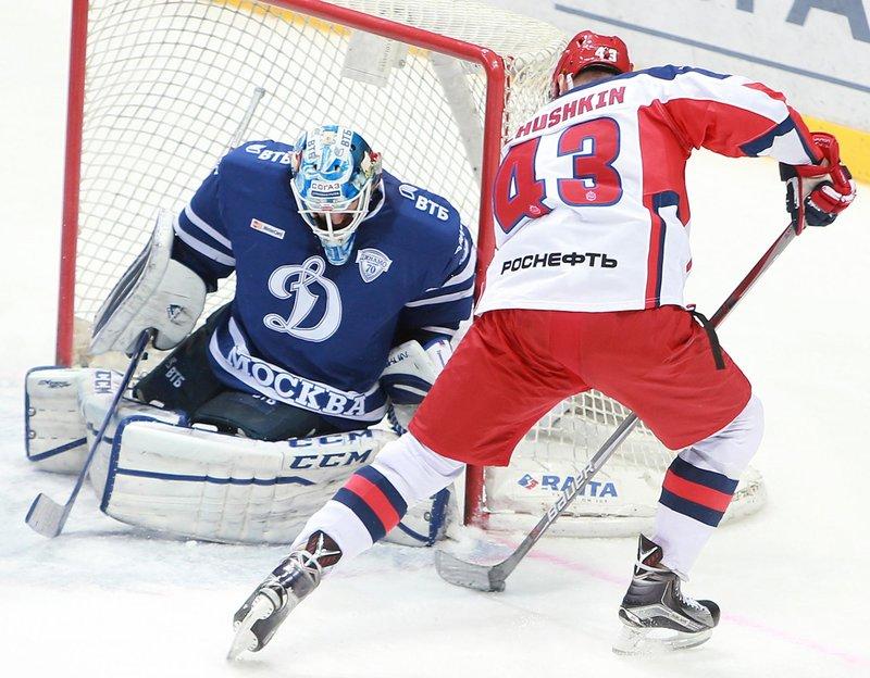 Никогда такого не было, и вот опять: Ничушкин провалил сезон в НХЛ