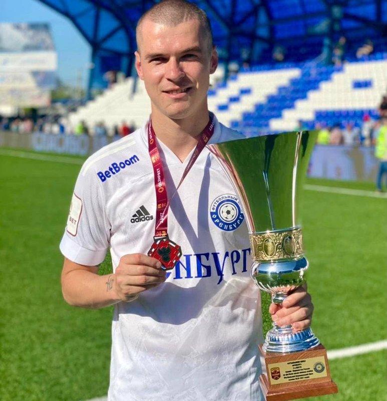 «Оренбург» разрешил Скворцову вести переговоры с другими клубами
