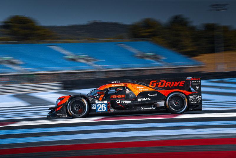 G-Drive Racing упустила победу в Ле-Кастелле, Исаакян и Терещенко попали в топ-10
