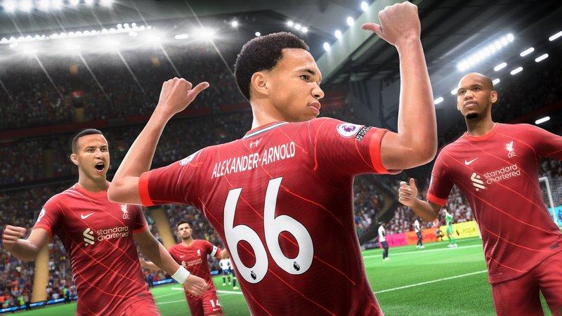 FIFA 22 поступит в продажу 1 октября