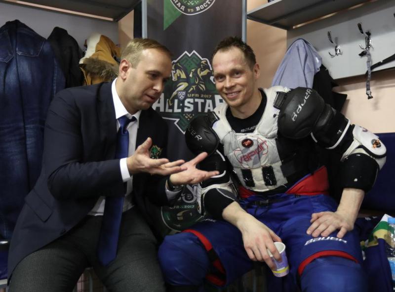15 атмосферных кадров с Матча звезд КХЛ