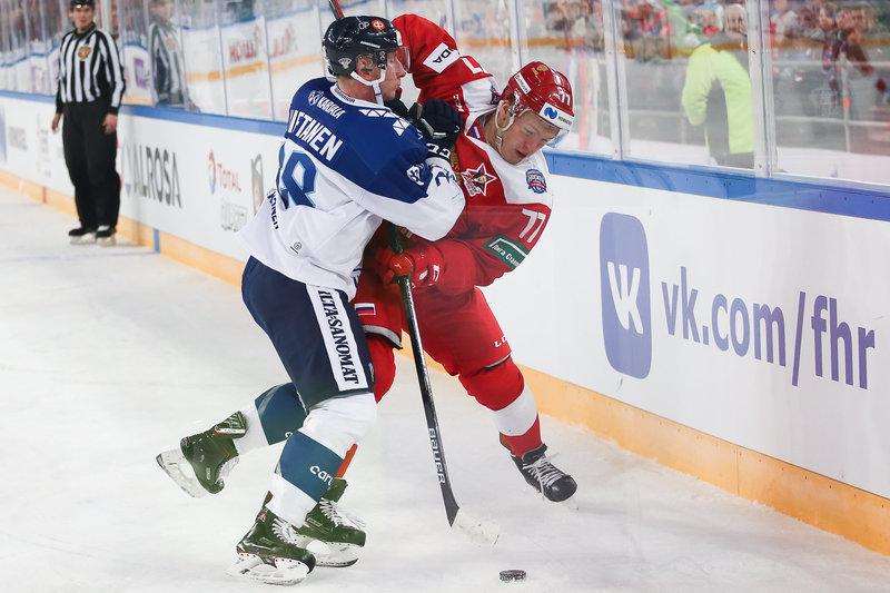 Россия разгромила Финляндию. Это увидели более 71 тысячи зрителей