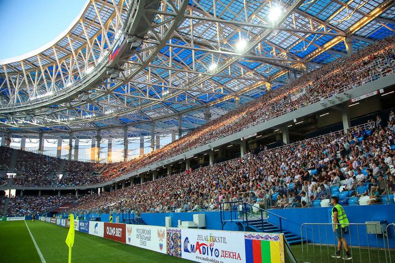 Стадион «Нижний Новгород». Фото ФК «Нижний Новгород»