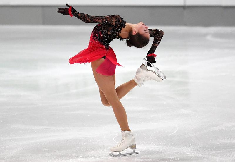 Алина Ильназовна Загитова-2 | Олимпийская чемпионка - Страница 2 4577fcb1d6a294aa79415257a31627fe5bd9d29ce3b3f092570971