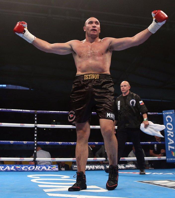 Русский боксёр Устинов сразится затитул WBA cЧарром