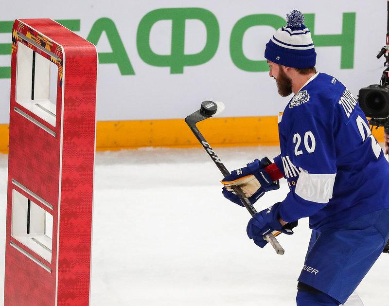 Никита Сошников: «Рассчитываю на второй шанс в НХЛ»