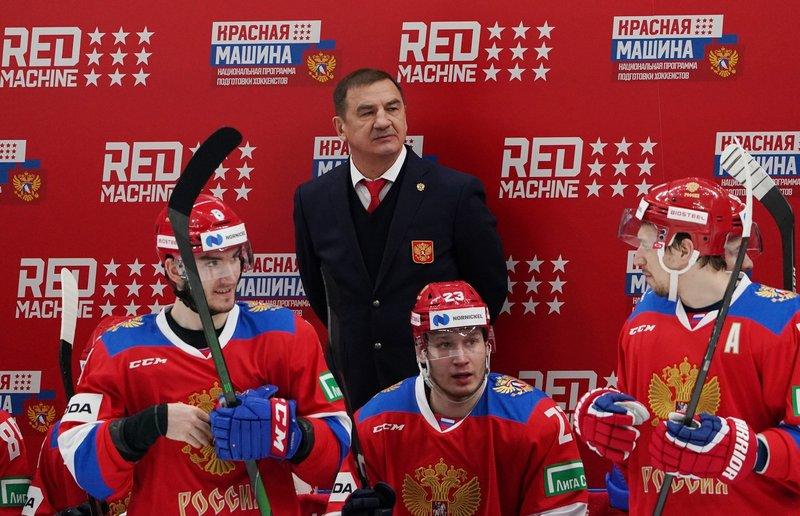 Выдержали чешский ураган. Россия в шаге от победы на втором этапе Евротуре подряд
