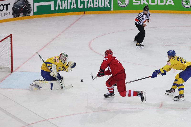 Тарасенко и Орлов вышли и отправили шведов домой
