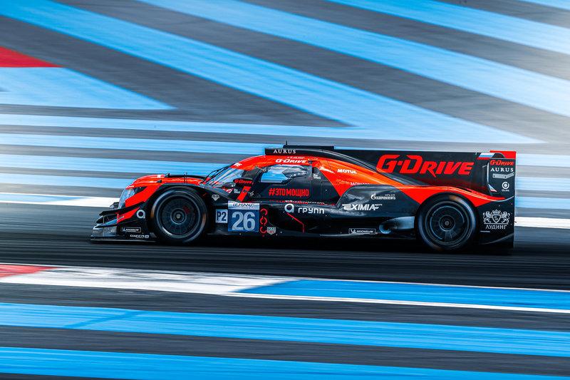 G-Drive Racing стали третьими в первой гонке нового сезона Европейской серии Ле-Ман