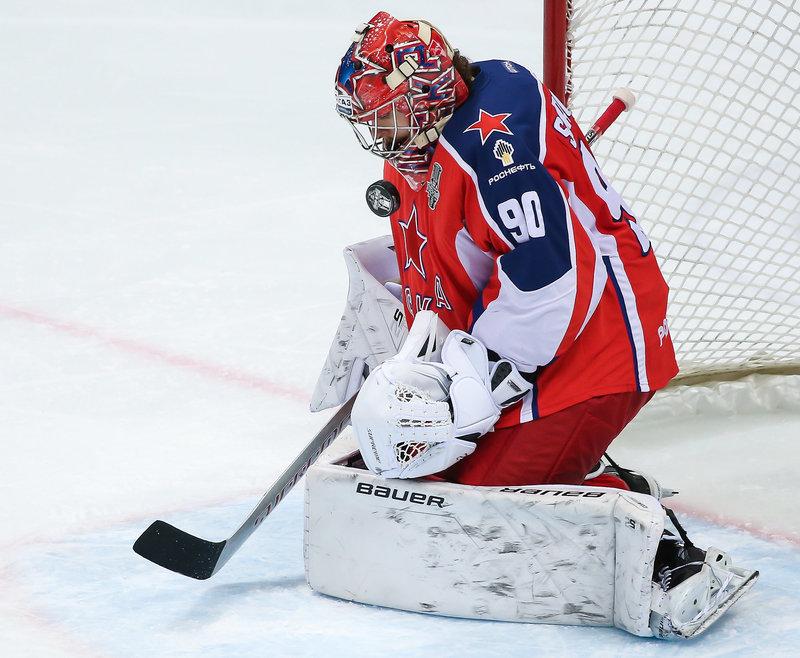 ЦСКА переиграл «Динамо» в первом матче полуфинальной серии на Западе