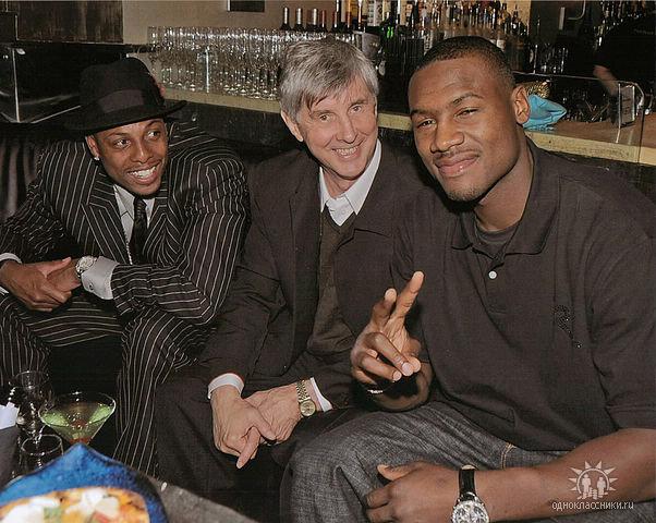 «Пол Пирс любил русскую баню и котлеты по-киевски». Как тренер из Ленинграда стал первым массажистом НБА и 36 лет проработал в «Селтикс»
