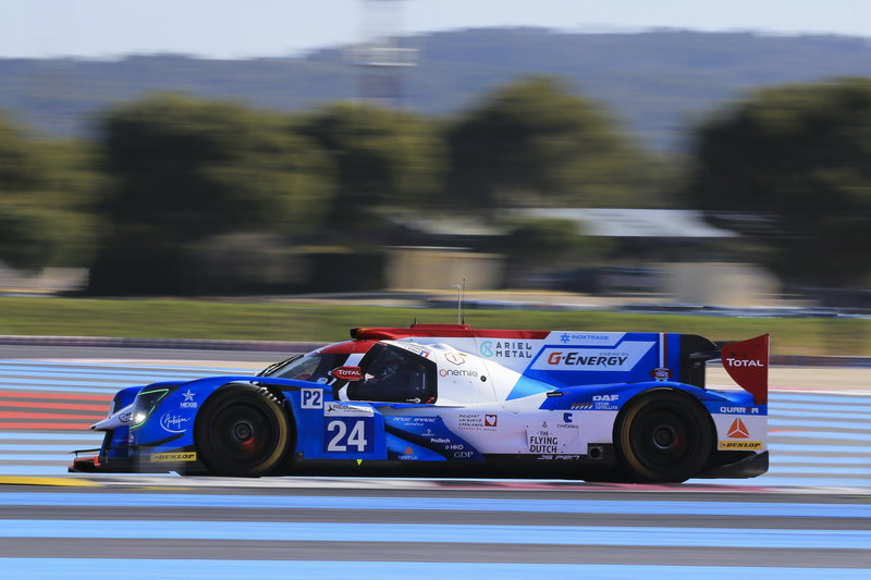 G-Drive Racing не дотянулись до пьедестала во Франции, Терещенко не добрался до финиша