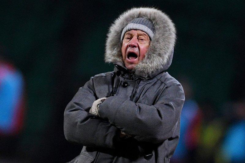 Если что, сын готов. «Локомотиву» не стоит грустить после разгрома