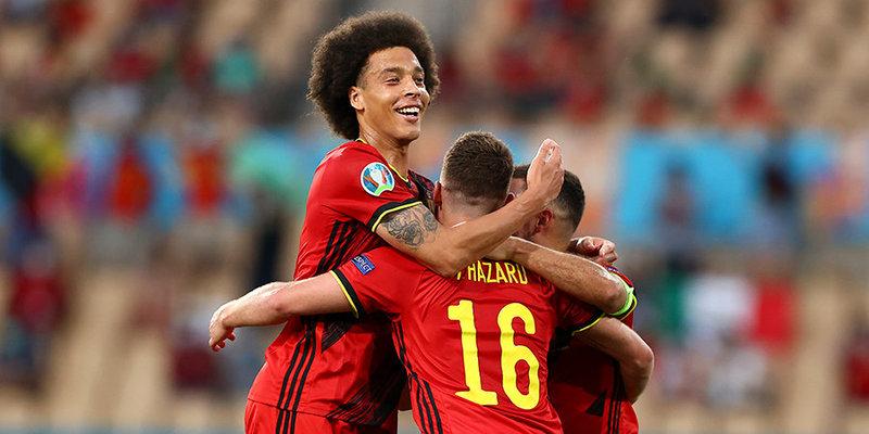 «Наши» на Евро: Цубер и Витсель пасуют, Зинченко забивает, Крал проигрывает конкуренцию