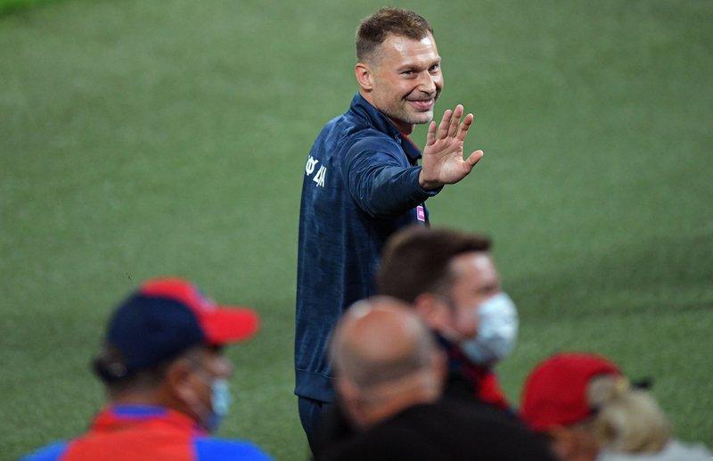Тренерские вопросы: ЦСКА становится другим?