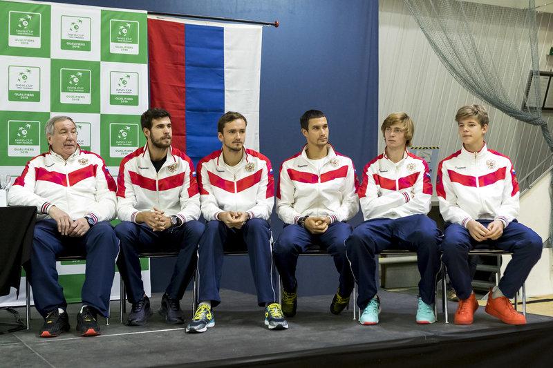 Шамиль Тарпищев: «Медведев, Хачанов и Рублев способны быть в топ-10 до конца карьеры»