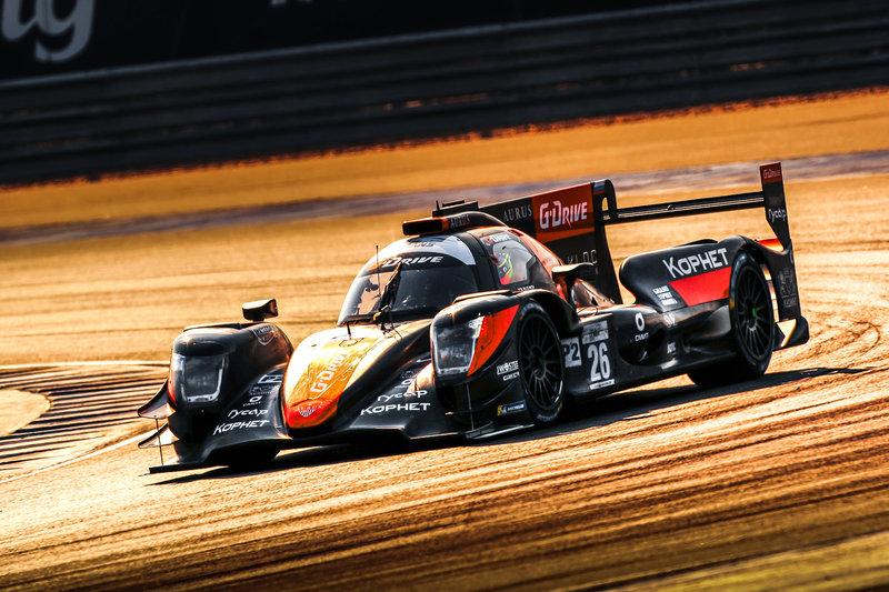 G-Drive Racing — чемпион Азиатской серии Ле-Ман