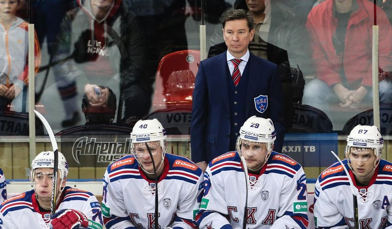 Вячеслав Быков: «С коррупцией в хоккее сталкивался неоднократно»