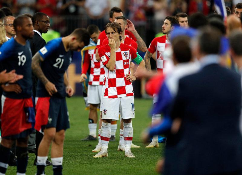 Ивица Олич: «Хорваты как русские — одним бокалом не ограничатся»