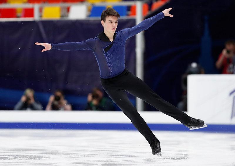 GP - 6 этап. NHK Trophy Sapporo / JPN November 22-24, 2019 - Страница 18 461cf9166c30dc861411b662910fc5ec5dda6b911093e910918266