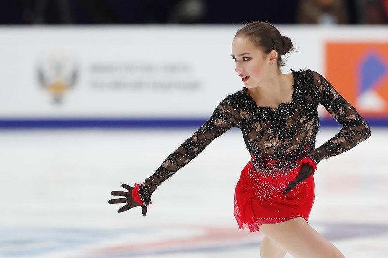 Алина Ильназовна Загитова-3 | Олимпийская чемпионка - Страница 8 Fe68224f67072edeefce0abcca0002e35c90027daa66c646341654