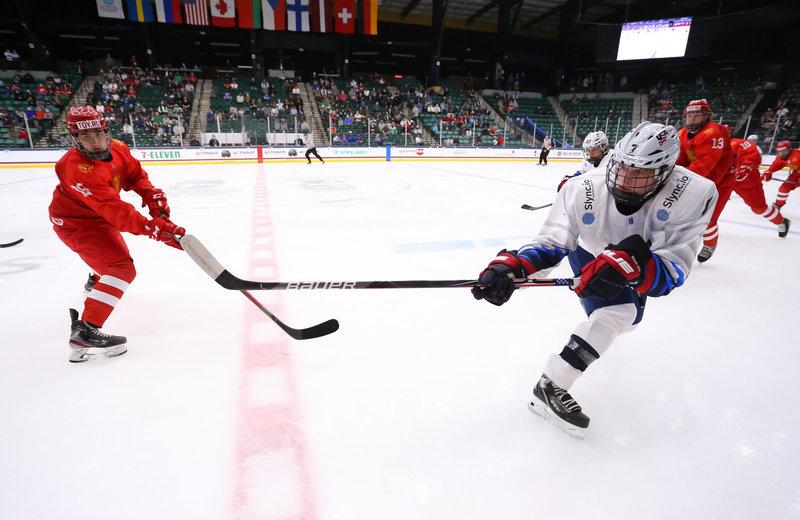 Россия обыграла американцев, уступая 1:5. Это было похоже на сказку!