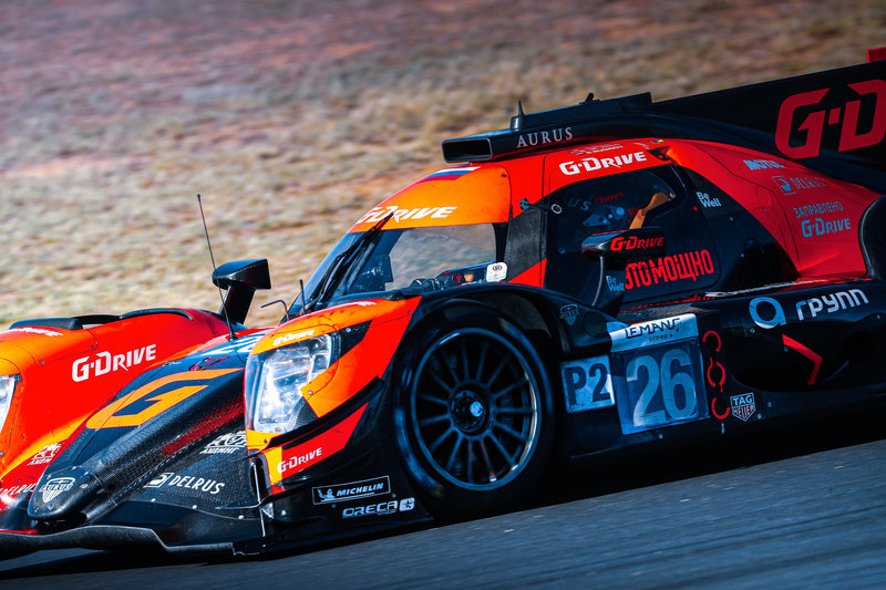 G-Drive Racing завершила сезон ЕСЛМ победой, Терещенко поднялся на пьедестал