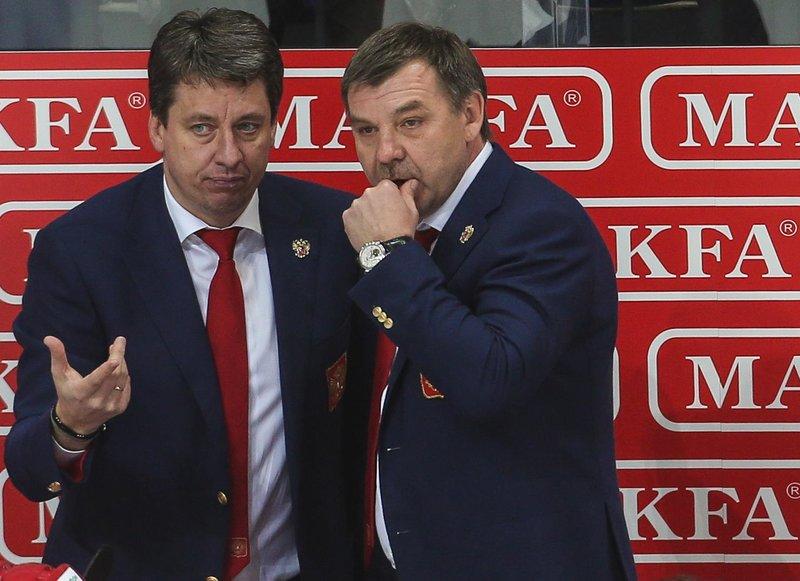 Олег Знарок: «Курить я бросил ещё перед Олимпиадой»