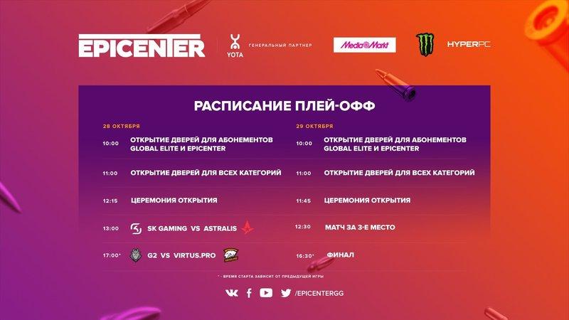 Astralis стала последним участником плей-офф EPICENTER 2017 поCS: GO