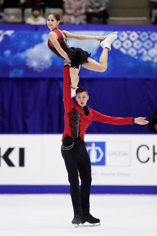 GP - 6 этап. NHK Trophy Sapporo / JPN November 22-24, 2019 - Страница 18 C379fb9ecd2b6b77f8d0b3e30c5b93bf5dda6ae93c287201800945