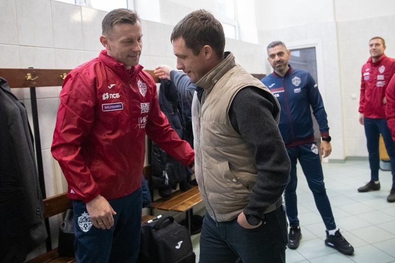Таких тренеров, как Ганчаренко, в «Краснодаре» ещё не было