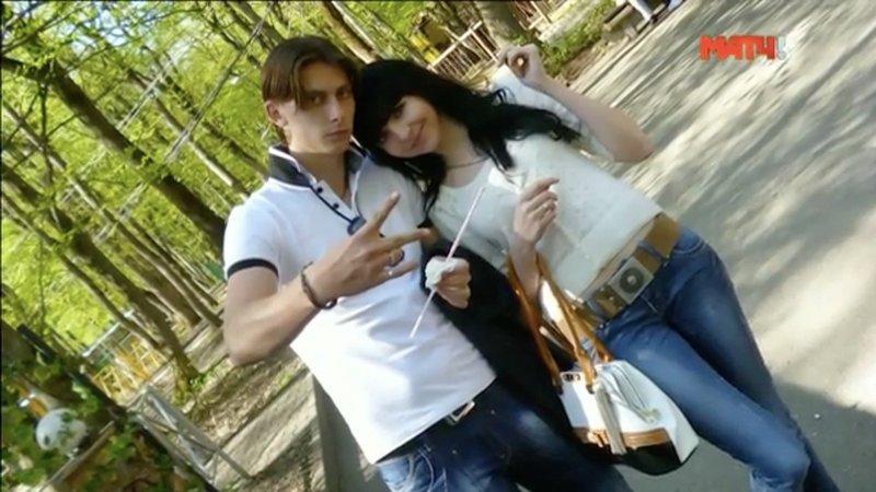Илья Кутепов с женой Дианой