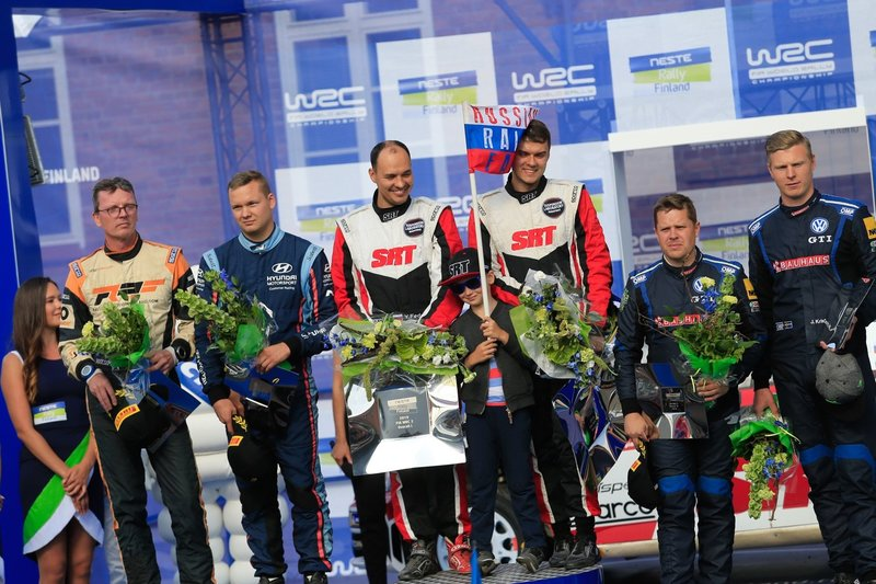 «Желание перейти в WRC есть, но не для того, чтобы просто покататься». Интервью с главной российской надеждой в ралли